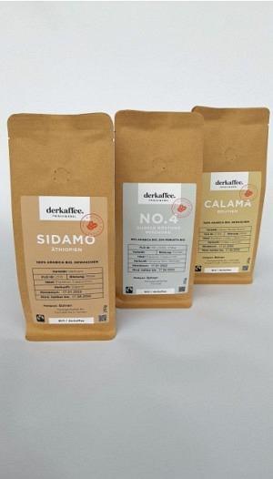 Degustationspaket Nr. 1 Espresso