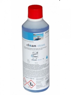 Milch Reiniger Clean Steam 0.5l