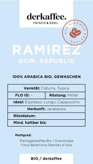 Ramirez im Mehrweggebinde Bio directtr..