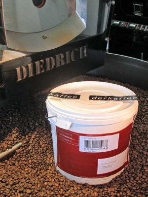 Peru entkoffeiniert im Mehrweggebinde ..
