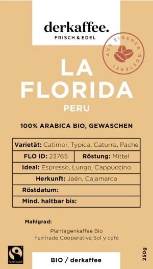La Florida Bio/Fairtrade