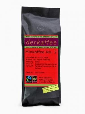Mix No. 2 Bio / Fairtrade